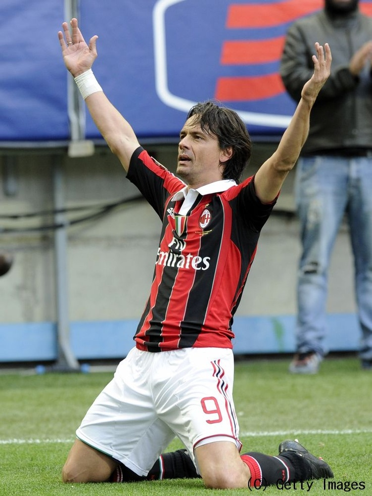 SuperPippo Inzaghi, di professione carnivoro del gol