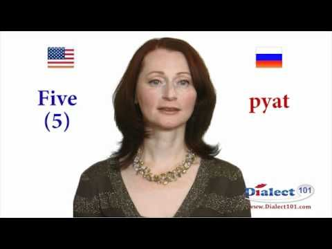 How to speak in Russian - Numbers