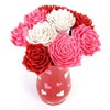 Duck Tape Roses: Leopard Print, Middle School, Prints Rose, Rose Tutorial, Rose How To, Duct Tape Flowers, Ducktape Rose, Rose Pens, Beeeeuti Rose