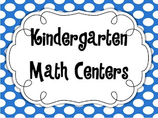 Ideas & Freebies!: Center Ideas, New Week, Schools Math, Math Centers, Kindergartenmath, Math Ideas, Words Work, Children'S Math, Kindergarten Math Center