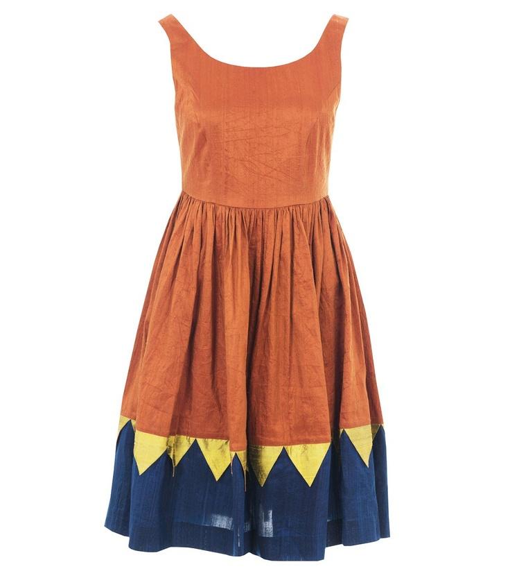 miranda dress // gorman // a dress that was made for under the big top!