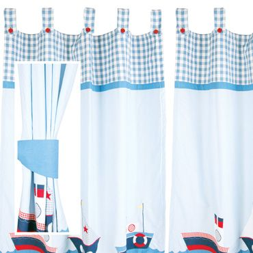 Curtains A S Room Ideas Pinterest Nautical Front Rooms And