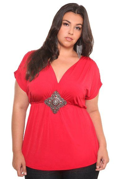 clothing styles for short chubby women - Google Search