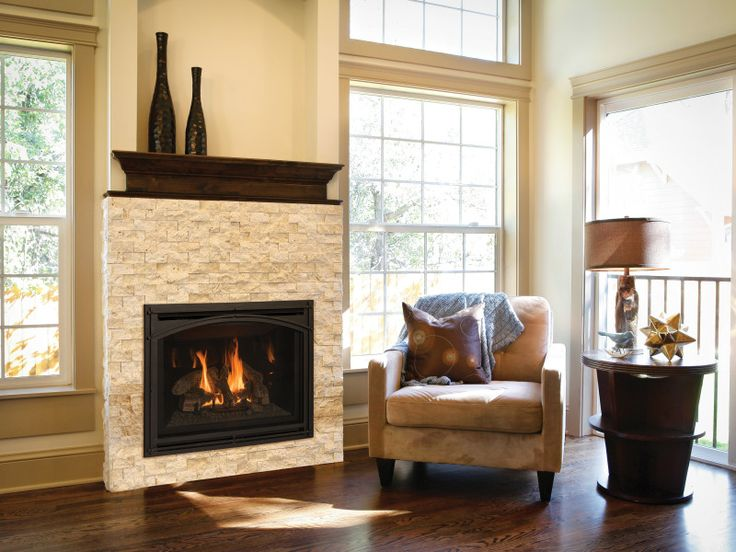 Best 25 Direct vent gas fireplace ideas on Pinterest Vented gas