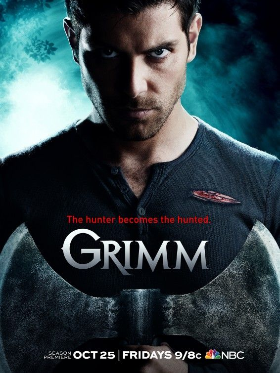 Grimm. October can not get here quick enough!!