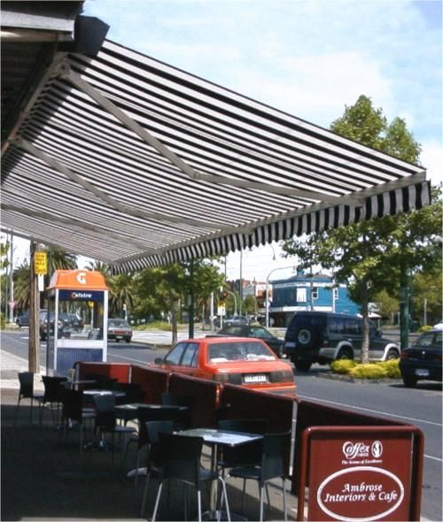 Sydney Shop Awnings by Davonne | Shop awning, Awning, Shutters