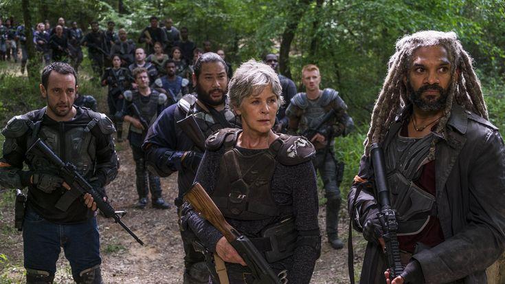 'The Walking Dead' season 8, episode 4: 'Some Guy' recap