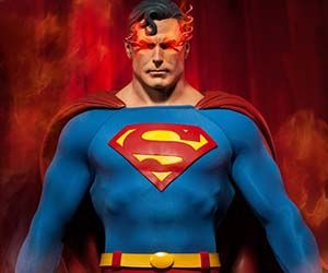 Superman Action Figure $399.99