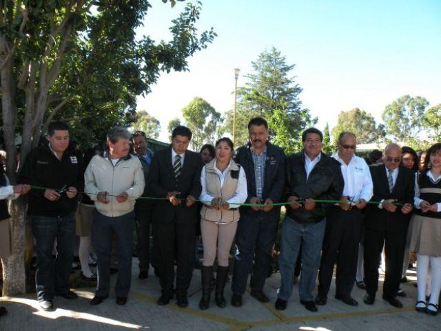 En Dgeta Tetlanohcan acciones para la prevención de incendios