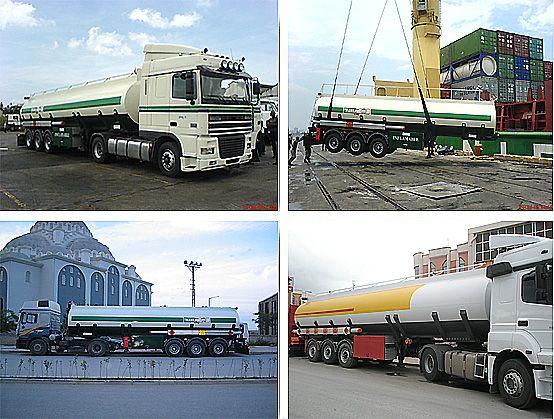 Tanker semi trailer via Alura Trailer  https://www.facebook.com/aluratrailers