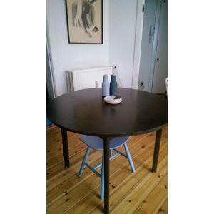 Anden arkitekt, bord, Rundt