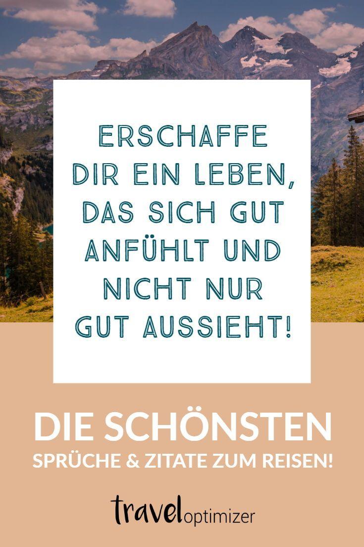 105 Coole Reise Spruche Zitate Lustig Englisch Oder Kurz Blog Zitate Reisen Zitate Gute Reise