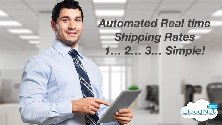 Real Time Shipping Automation