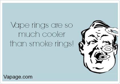 how to make smoke rings with vape