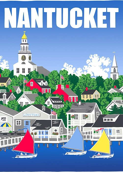 Eric Holch, Nantucket