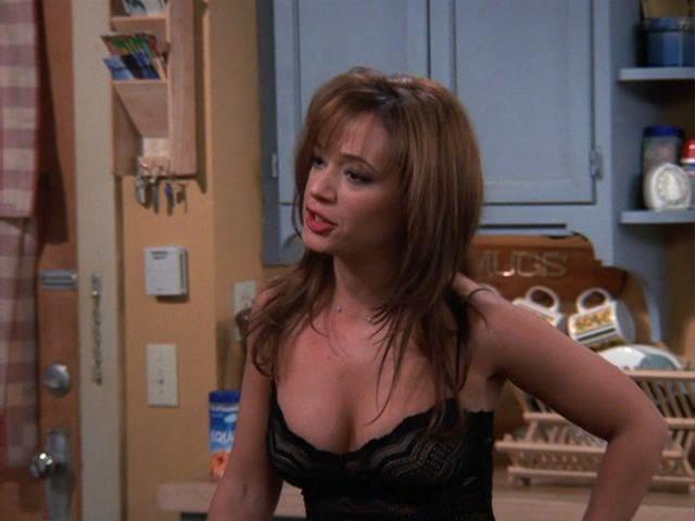 Leah Remini scènes de sexe