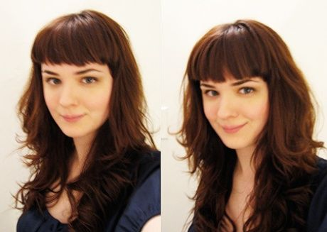I have a super pixie now but this is good to note. Maybe big pixie hair?Round Face, Hair Color