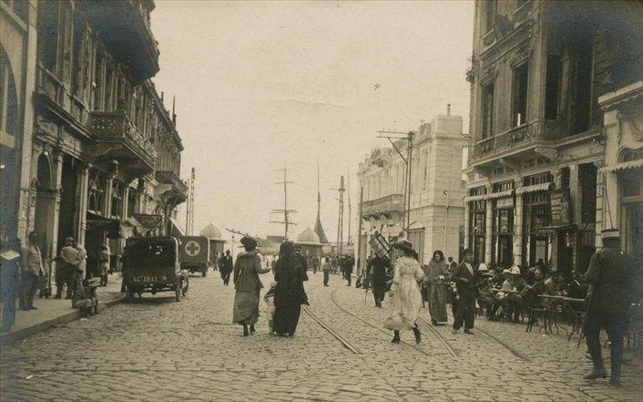 Η παραγωγική ιστορία ενός αιώνα του παλαιού εμπορικού κέντρου της Θεσσαλονίκης αποτυπώνεται, μέσα από πλούσιο φωτογραφικό και αρχειακό υλικό, στην περιοδική έκθεση «Θεσσαλονίκης εμπόριον 1870 - 1970», που παρουσιάζεται από το Πολιτιστικό Ίδρυμα Ομίλου Πειραιώς (ΠΙΟΠ).