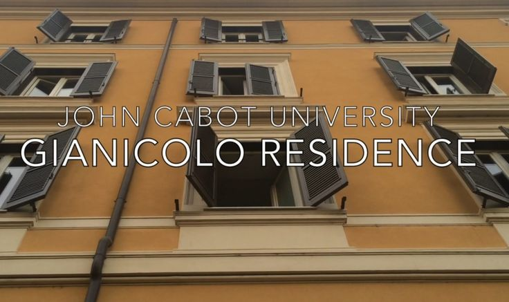 Wondering how does Gianicolo Residence looks like? Watch this video and find out!