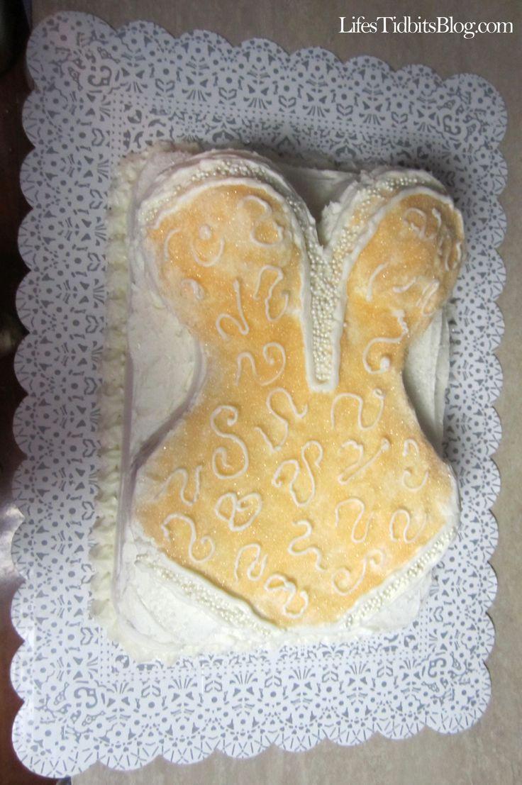 Best 25+ Lingerie shower cakes ideas on Pinterest ...