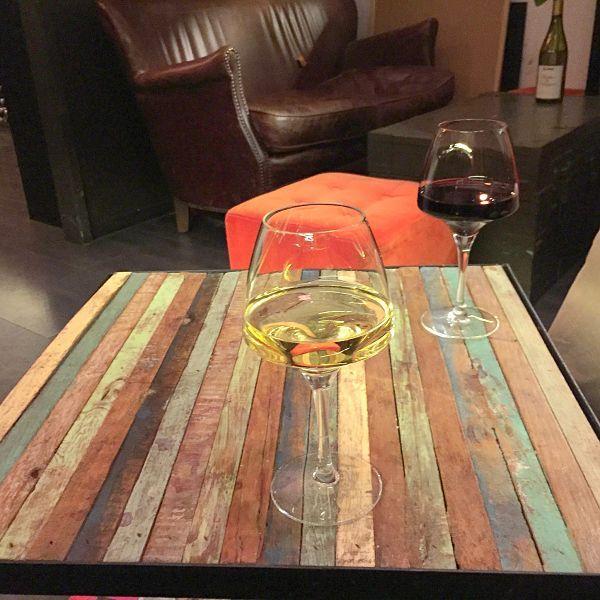 Paris Marais food wine