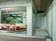 Concrete Interior Decor One Total Photos Modern