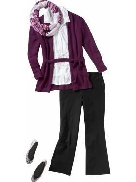Best 25  Purple cardigan outfits ideas on Pinterest | Brown pants ...