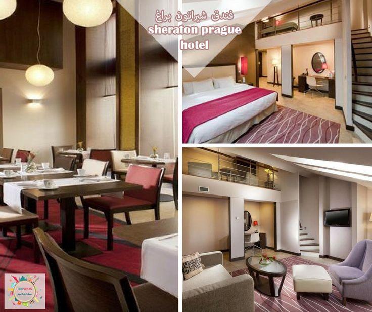 فندق شيراتون براغ تشارلز سكوير هوتيل 5* فى #براغ #التشيك  #prague #czech