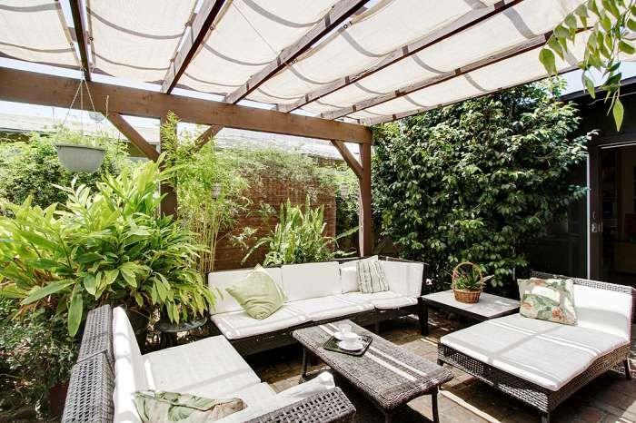 Side yard ideas | Pergola with roof, Patio, Pergola on Side Yard Pergola Ideas id=60103