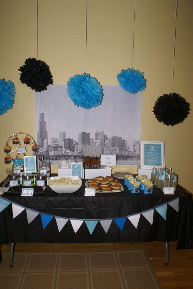 Divergent Birthday Party Ideas | Photo 2 of 44 | Catch My Party