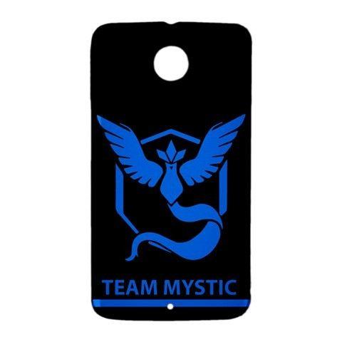 Team Mystic Pokemon GO Google Nexus 6 Case Cover Wrap Around