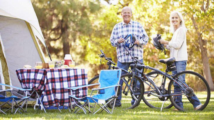 Our top caravan sites for cycling | The Caravan Club