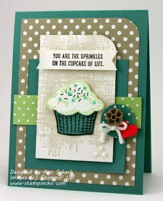 Stampin' Up - Sprinkles of Life, the 2015 Ronald McDonald House Charity stamp set - The Paper Players