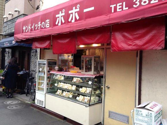 おじさんのたっぷりタマゴのサンドイッチ! 重さを量ったらコンビニの1.5倍もあって泣けてきた 東京・西日暮里『ポポー』   ロケットニュース24