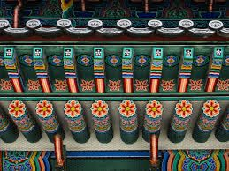 korean temple wallpaper - Google Search