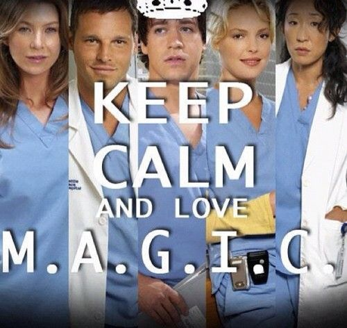 Love the original MAGIC!  Miss George, Izzie and now Yang!  Still luv Grey's!!!