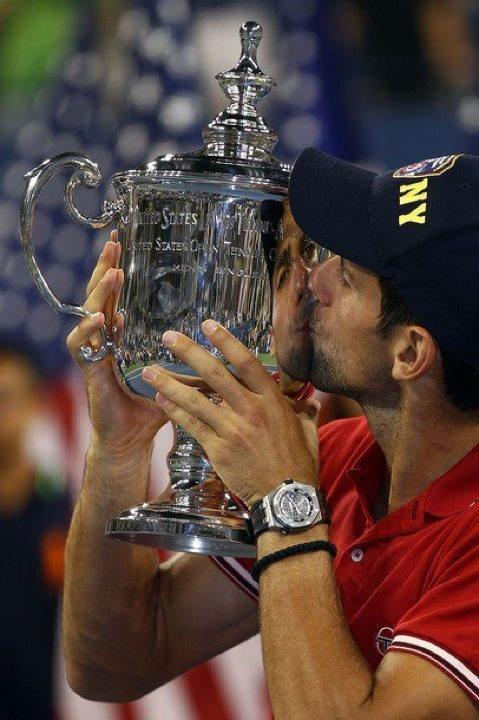 Novak Djokovic 2011 US Open