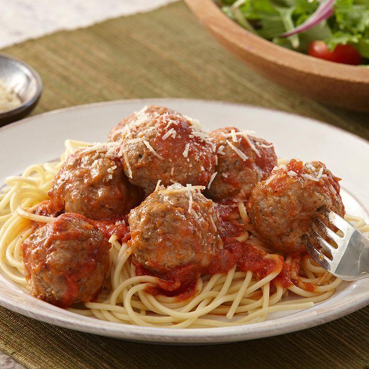 Herbed Turkey Meatballs | Recipe