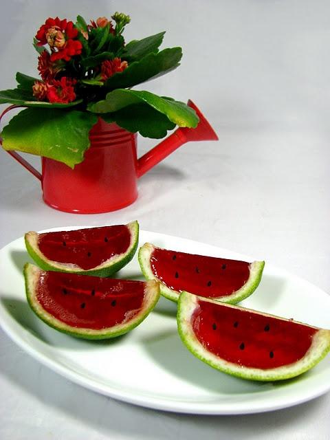 Watermelon Jello
