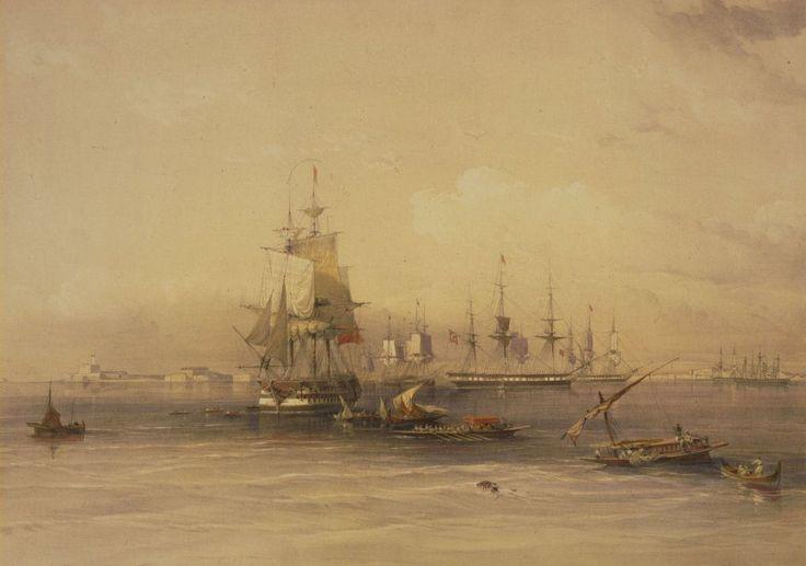 Iskandariyyah (Alexandria), Egypt, 19th Century (İskenderiye, Mısır)