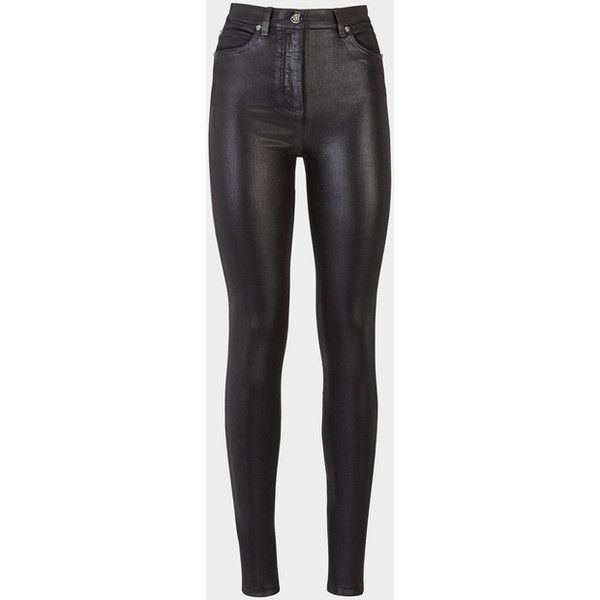 78  ideas about Leather Skinny Jeans on Pinterest | Black leather ...