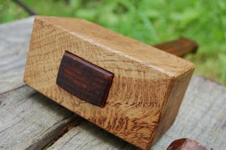 Contemporary Makers: A Carving Mallet by Tom Curran