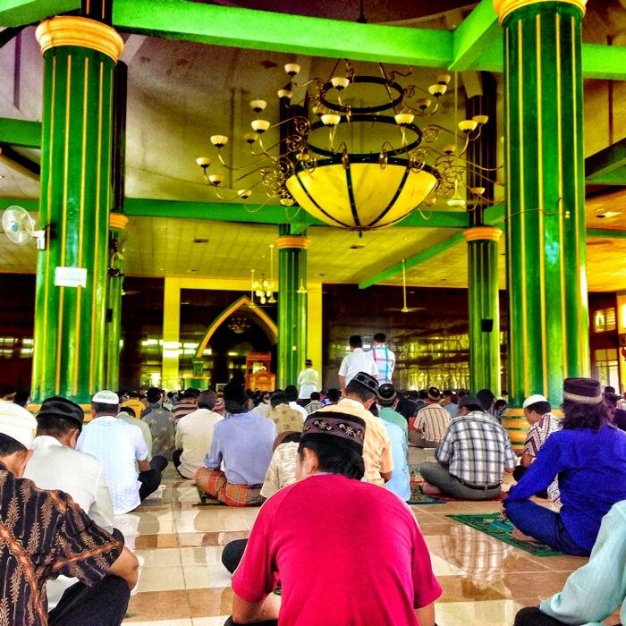 Jumat Masjid Agung