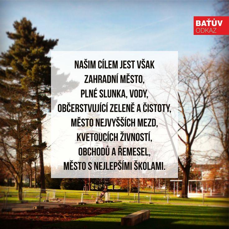 #zlin #architektura #citat #bata #tomasbata #batuvodkaz