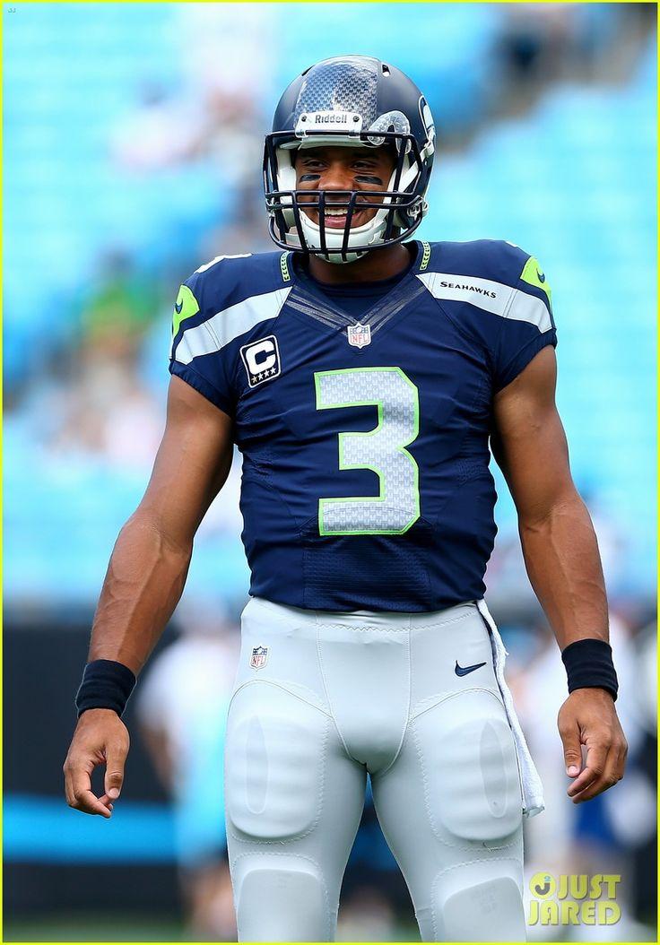 Russell Wilson, Seattle Seahawks Quarterback