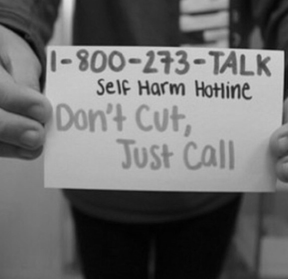 Self Harm Awareness: 131 Best Self-Harm Awareness Images On Pinterest