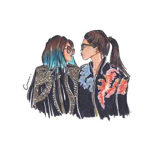 Best 25 Kylie Jenner Drawing Ideas On Pinterest
