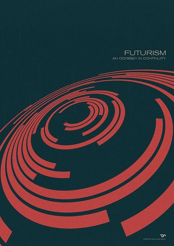 Futurism - An Odyssey in Continuity #15c by simoncpage, via Flickr