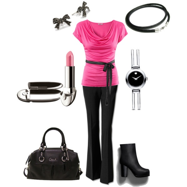 So hot!: Mandy Style, Cute Outfits, Favorite Outfits, Pink, Outfits Winter, Offices Outfits, Work Outfits, Casual Outfits, Style Fashion