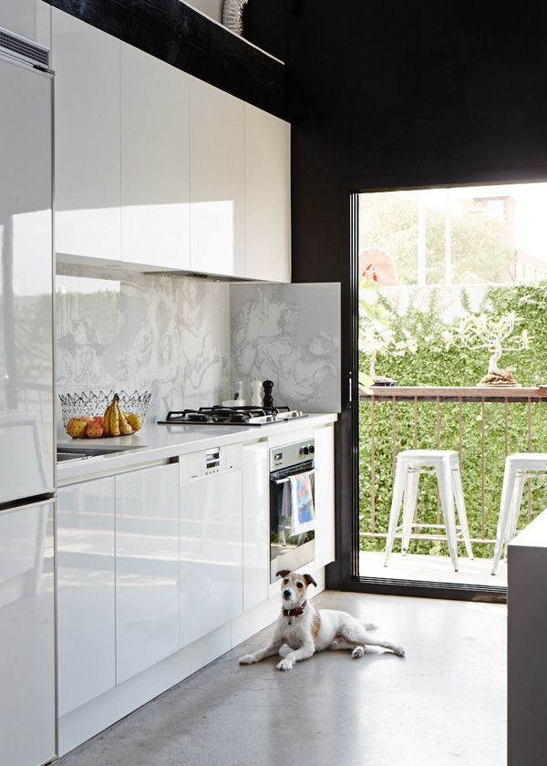 melbourne apartment | the design files